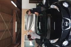 Nissan Juke wrapping